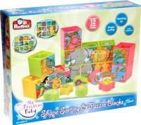Игровой набор RedBox Кубики пазлы 23097-1 -