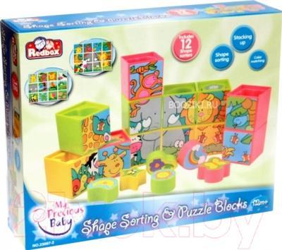 Игровой набор RedBox Кубики пазлы 23097-1