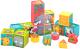 Развивающая игрушка RedBox Кубики пазлы 23097-1 -