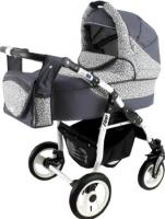 Детская универсальная коляска Adbor Zipp 2 в 1 (Z8) -