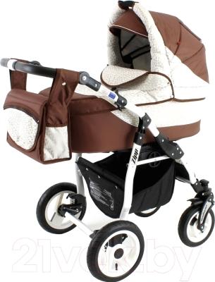 Детская универсальная коляска Adbor Zipp 2 в 1 (Z12)