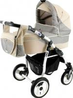 Детская универсальная коляска Adbor Zipp 3в1 (Z3) -