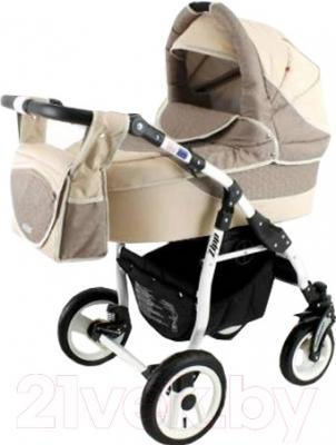Детская универсальная коляска Adbor Zipp 3в1 (Z4)