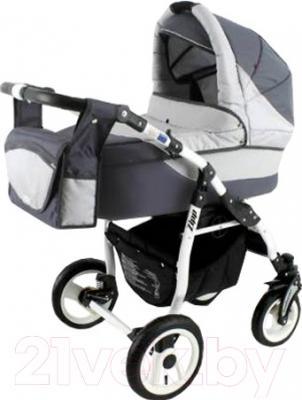 Детская универсальная коляска Adbor Zipp 3в1 (Z5)