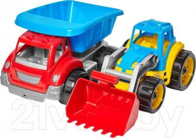 Детская игрушка ТехноК Стройтехника 3459
