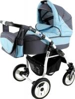 Детская универсальная коляска Adbor Zipp 3в1 (Z6) -