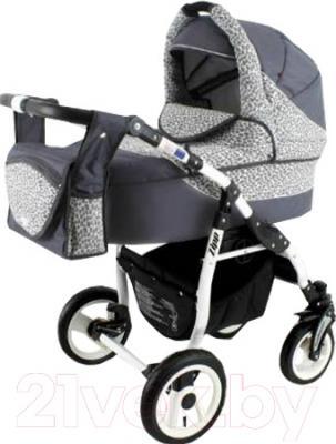 Детская универсальная коляска Adbor Zipp 3в1 (Z8)