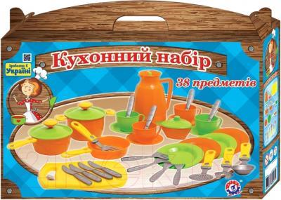 Игровой набор ТехноК Кухонный набор 4 / 3275