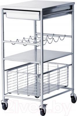 Сервировочный столик Ikea Грундталь 702.173.36