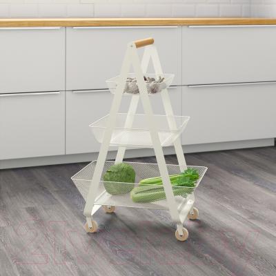 Сервировочный столик Ikea Рисаторп 202.816.31