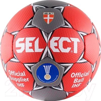Гандбольный мяч Select Match Soft 2