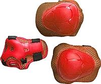 Комплект защиты Sabriasport 603072 (M, красный) -
