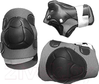 Комплект защиты Sabriasport 603074 (M, черный)