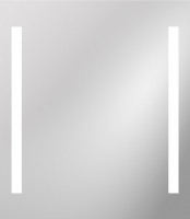 Зеркало интерьерное Dubiel Vitrum Bono 60x80 (5905241003313) -