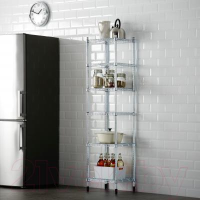 Стеллаж Ikea Омар 198.290.90