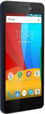Смартфон Prestigio Wize N3 3507 Duo / PSP3507DUOBLUE (синий)