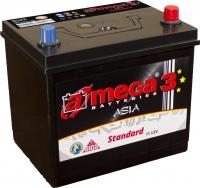 Автомобильный аккумулятор A-mega Standard Asia 45JR (45 А/ч) -