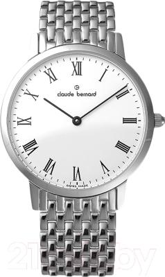 Часы мужские наручные Claude Bernard 20206-3M-BR