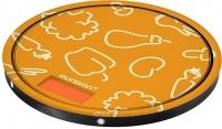 Кухонные весы Oursson KS5003GD/OR -