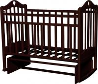 Детская кроватка Антел Каролина-3 (венге) -