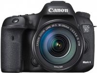 Зеркальный фотоаппарат Canon EOS 7D Mark II Kit 18-135mm IS -