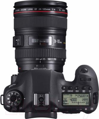 Зеркальный фотоаппарат Canon EOS 6D Kit 24-105mm IS
