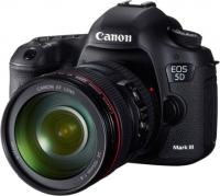 Зеркальный фотоаппарат Canon EOS 5D Mark III Kit 24-105 IS -