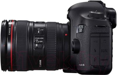 Зеркальный фотоаппарат Canon EOS 5D Mark III Kit 24-105 IS
