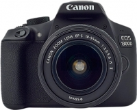 Зеркальный фотоаппарат Canon EOS 1300D Kit EF-S 18-55mm IS (1160C036AA) -