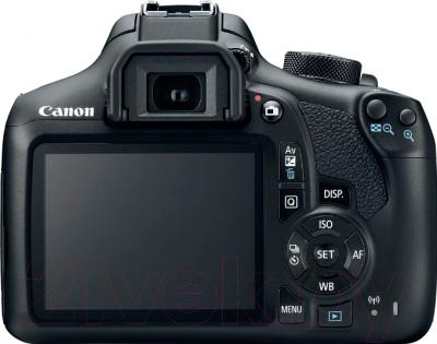 Зеркальный фотоаппарат Canon EOS 1300D Kit EF-S 18-55mm IS