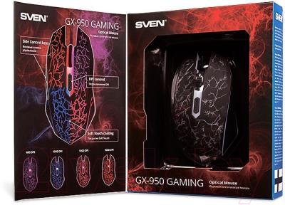 Мышь Sven GX-950