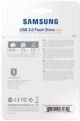 Usb flash накопитель Samsung MUF-32CB 32GB (MUF-32CB/AM)