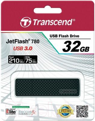 Usb flash накопитель Transcend JetFlash 780 32Gb (TS32GJF780)