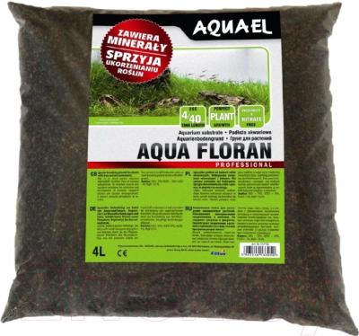 Грунт для аквариума Aquael Aqua Floran 222756