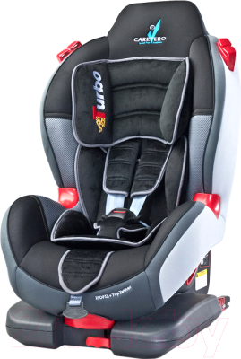 Автокресло Caretero Sport Turbo Isofix (графит)
