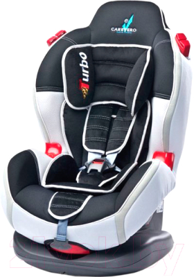 Автокресло Caretero Sport Turbo Isofix (серый)