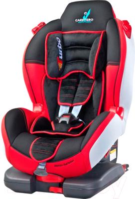 Автокресло Caretero Sport Turbo Isofix (красный)