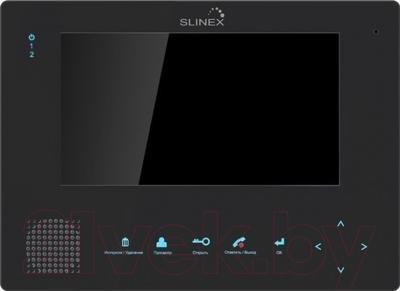 Видеодомофон Slinex MS-07M (черный)