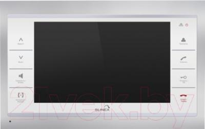 Ip-видеодомофон Slinex SL-10IP (белый/серебристый)