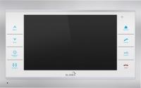 Видеодомофон Slinex SL-10M (белый/серебристый) -