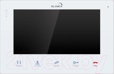 Видеодомофон Slinex SQ-07M New  (белый)