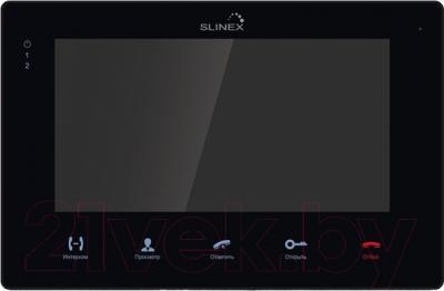 Видеодомофон Slinex SQ-07M New (черный)
