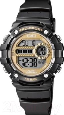 Часы мужские наручные Q&Q M154J007
