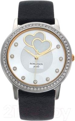 Часы женские наручные Romanson RL8254QLCWH