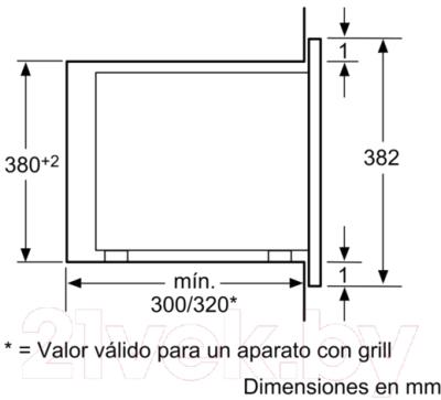 Микроволновая печь Bosch HMT75G654