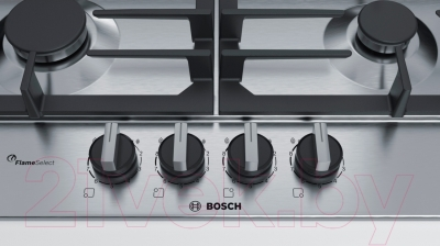 Газовая варочная панель Bosch PCH6A5M90R