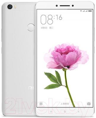 Смартфон Xiaomi Mi Max 64GB (серебристый)