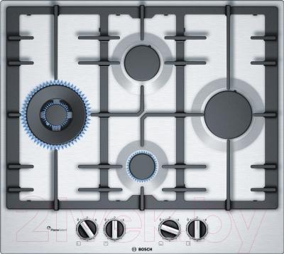 Газовая варочная панель Bosch PCI6A5B90