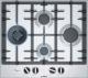 Газовая варочная панель Bosch PCI6A5B90 -