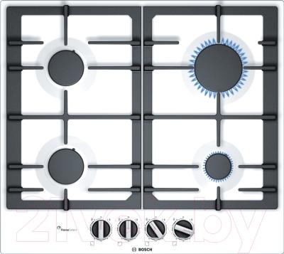 Газовая варочная панель Bosch PCP6A2B90